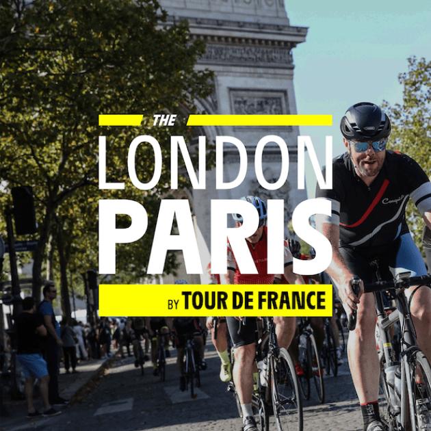 London-Paris by Tour de France