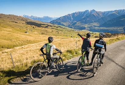 Suisse Gravel Explorer point