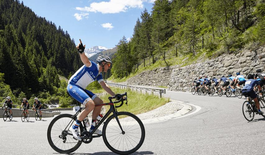Alpine Challenge Peloton