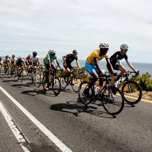 Group Riding Cape Rouleur