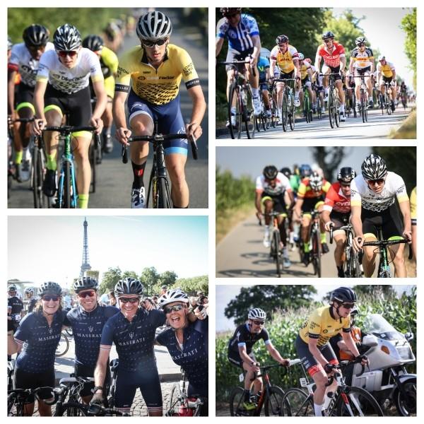 Ride London-Paris Group 1