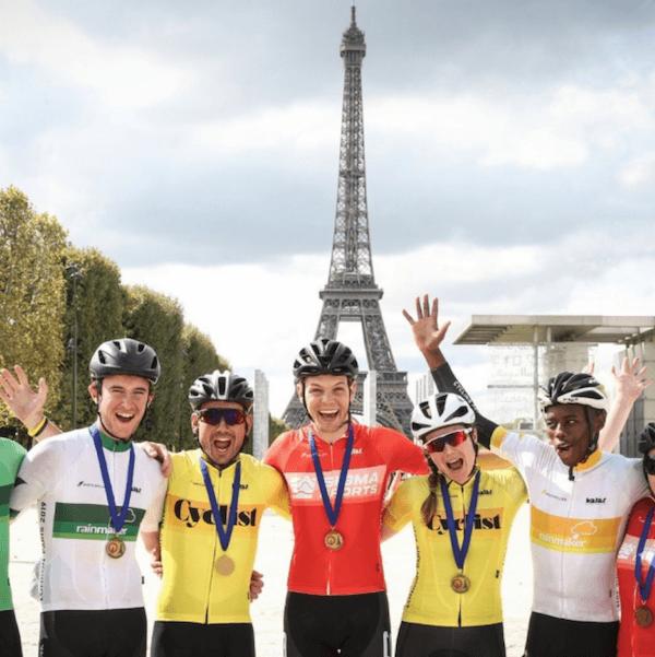 London-Paris by Tour de France Winners 2019
