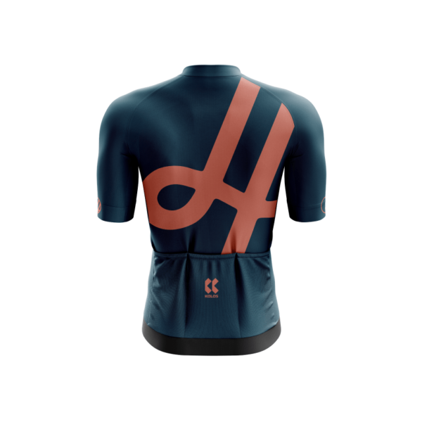 Hotchillee classic jersey back