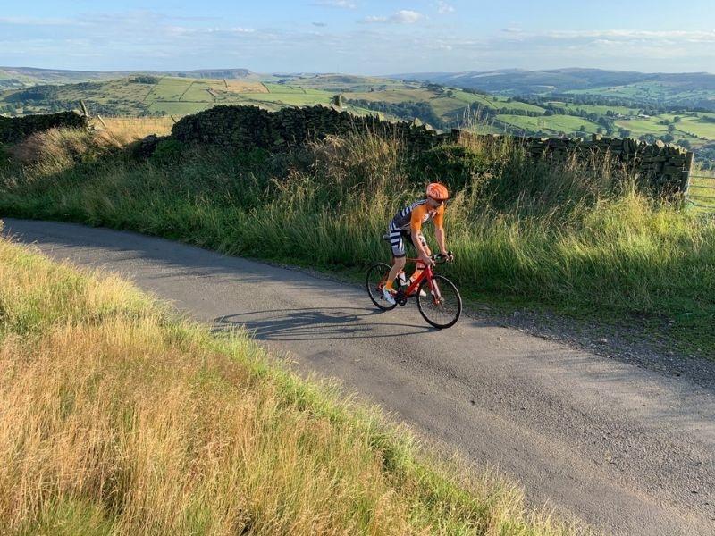 National Hill Climb Champs Weekend - Winnats, Hotchillee