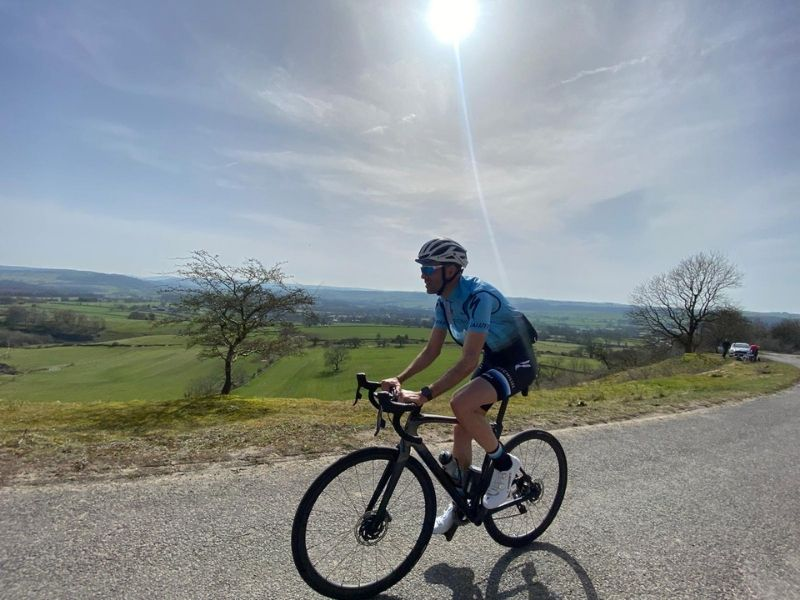 Hill Climb Champs Weekend - Peak District, Hotchillee
