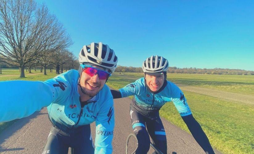 Wayde and Gareth