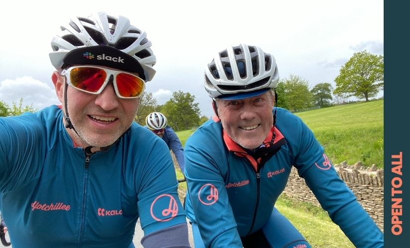Open to all - Hotchillee rides