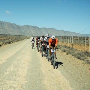 Hotchillee group riding skills gravel
