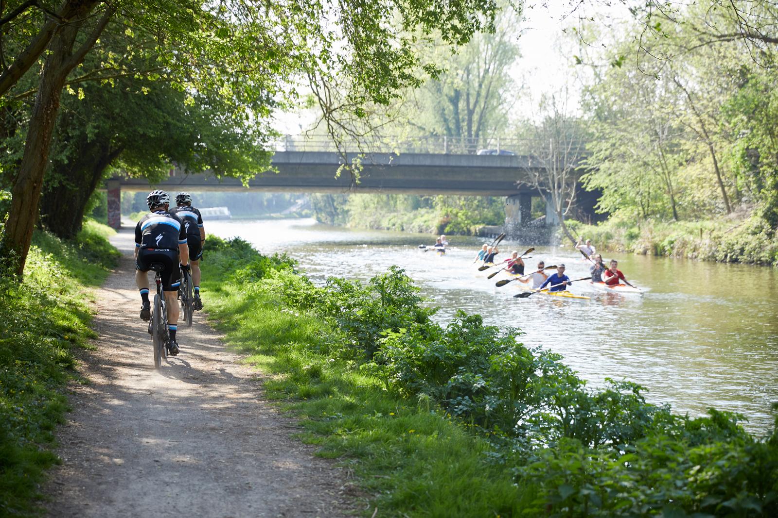 The London-Paris by Tour de France gravel - Hotchillee