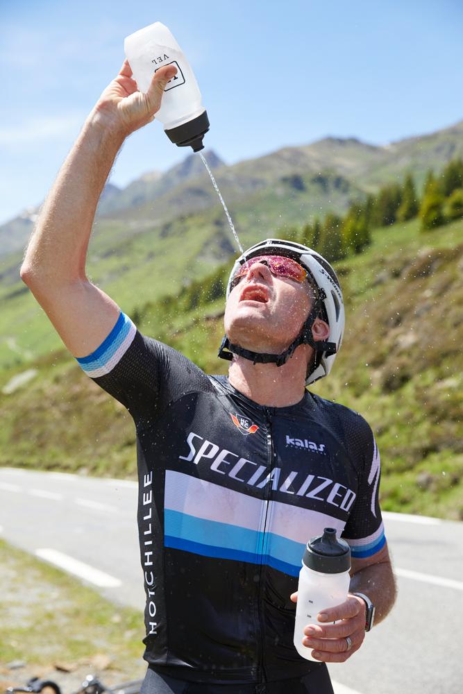 Hotchillee Ride Captain Bull - Alpine Challenge , heat cycling
