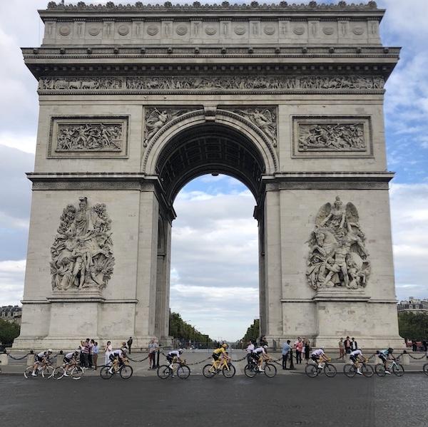 lessons from le tour - London Paris by Tour de France