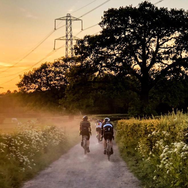 Hotchillee Sigma Sports Gravel Night Ride