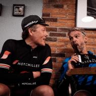 Nibs and Sven Giro